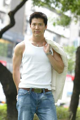 Eric Huang Shaoqi China Actor