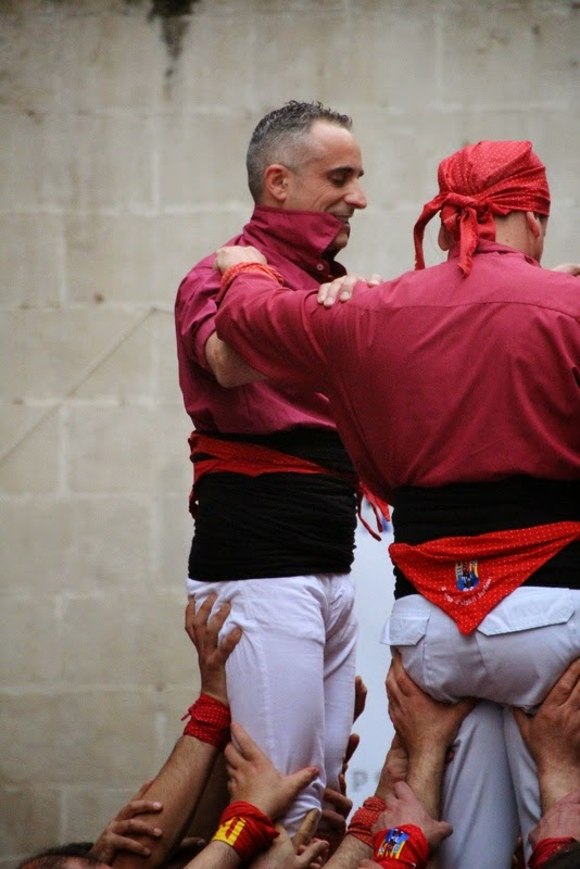 Actuació 20è Aniversari Castellers de Lleida Paeria 11-04-15 - IMG_8884.jpg