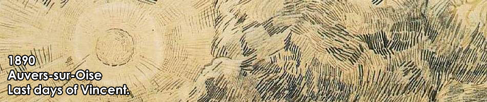 Vincent van Gogh Drawings from Auvers-sur-Oise, 1890