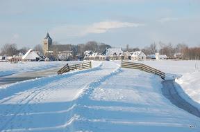 """""""Het kleine Paradijs"""" """"natuur in de omgeving"""" winter"""