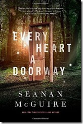 Every Heart a Doorway - cover - book