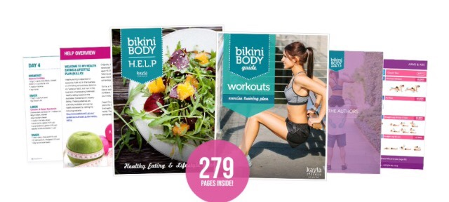 Bikinis anonymous kayla itsines bikini body guide fitness guides for women kayla itines bikini body guide its jam packed with so so so much information that i still havent finished reading it all fandeluxe Images