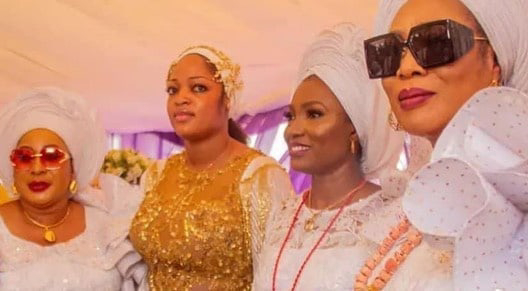 Live Update! Ooni Of Ife's Latest Queen, Ashley, Shows Up At Birthday Party ~Omonaijablog