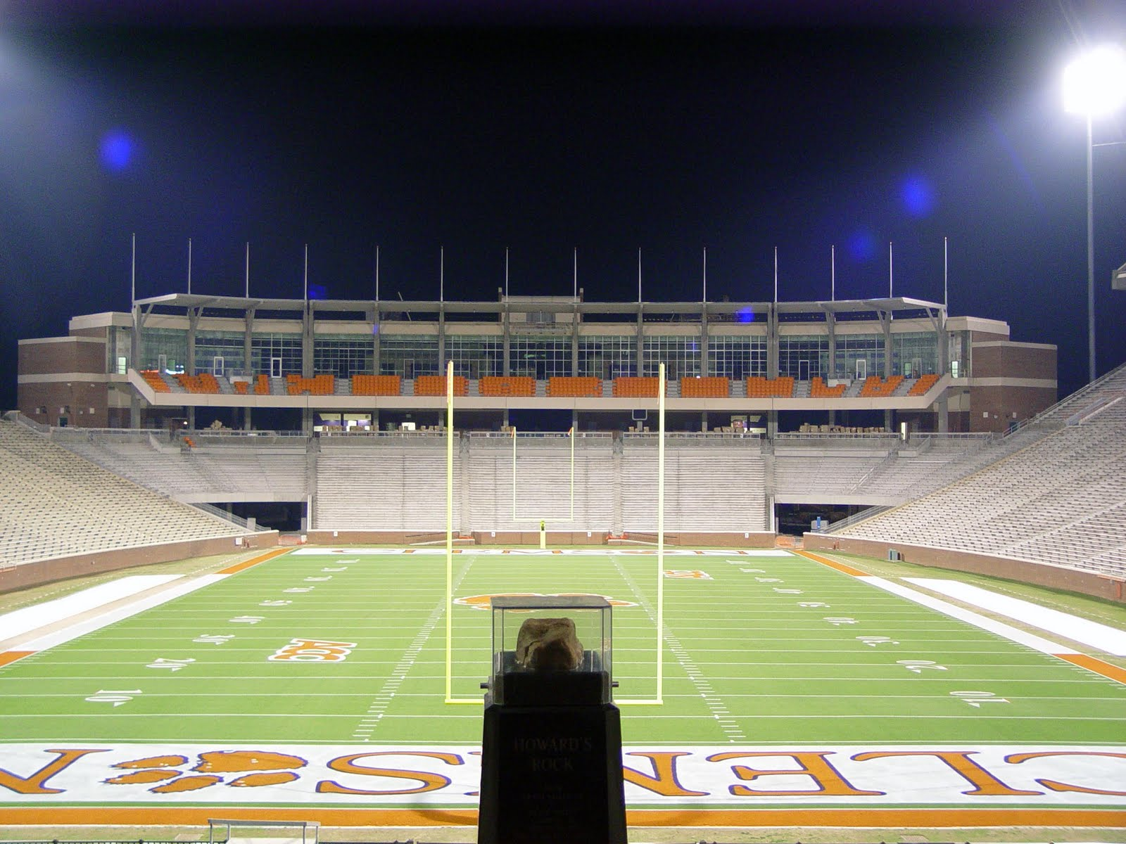 West End Zone Construction Photos - Death Valley