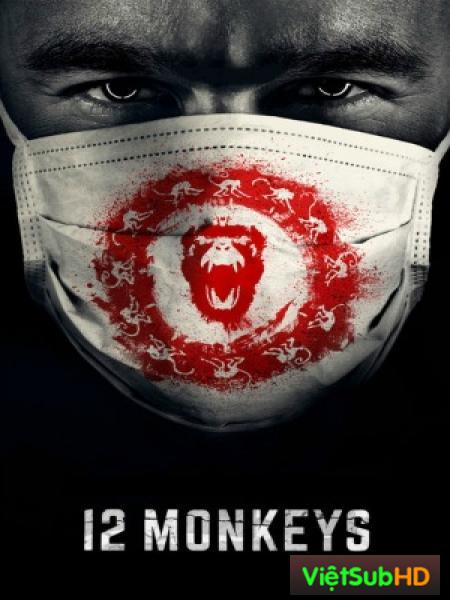 12 Con Khỉ Phần 1