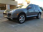 2004 Porsche Cayenne S Sport Utility 4-Door Mint Condition Gray 20 Sport