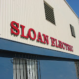 Sloan Industrial Electric Commercial Painting San Diego Peek Brothers Painting