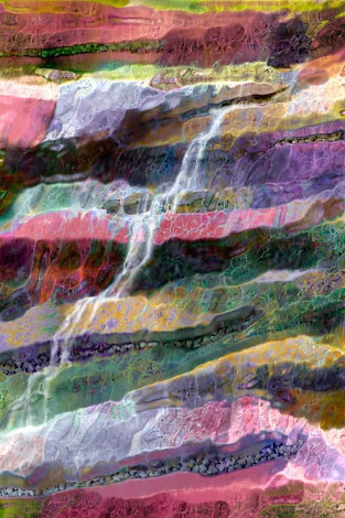 """The """"Sacred Spring"""" piece from the """"2004"""" collection"""