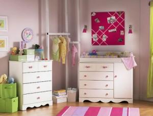 Bebek Odası Dekorasyonu 2012