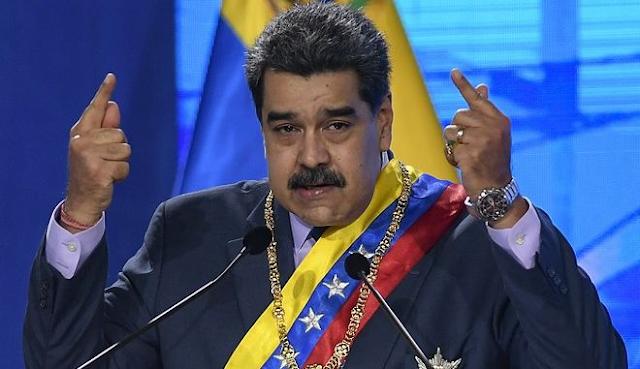 Βενεζουέλα: Ο Μαδούρο καλεί τον Μπάιντεν να ''γυρίσουν τη σελίδα''