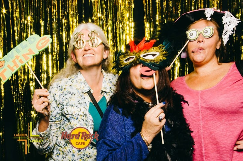 Hard Rock Tahoe Photo Booth