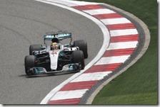 Lewis Hamilton ha conquistato la pole del gran premio di Cina 2017