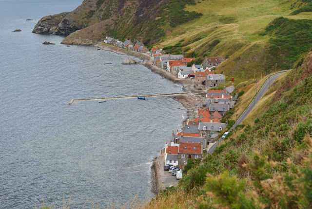 Crovie Village Viewpoint