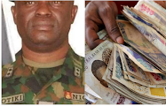 N135m recovered from Nigerian Army General