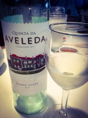 Veinho Verde wine
