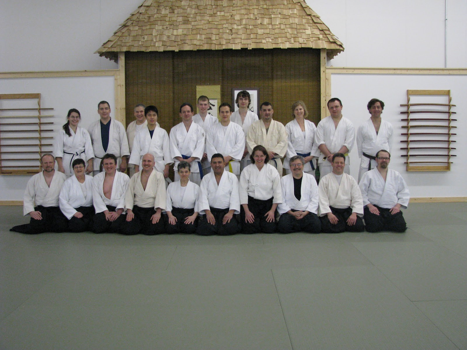 Fall for Toyoda - Shugyo Cultural Center - Onshinkan Dojo Indiana