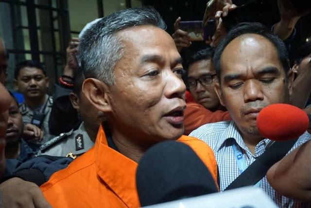 Sidang Etik, Wahyu Setiawan Sebut Nama Arief Budiman & Johan Budi