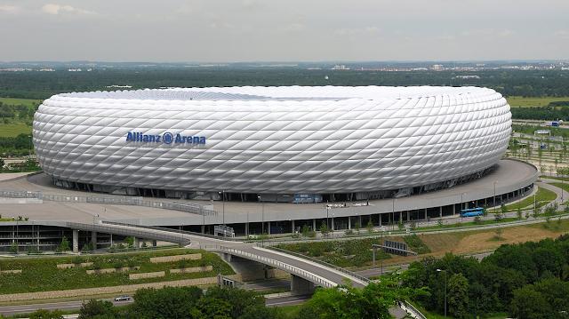 أليانز أرينا (Allianz Arena) - ألمانيا