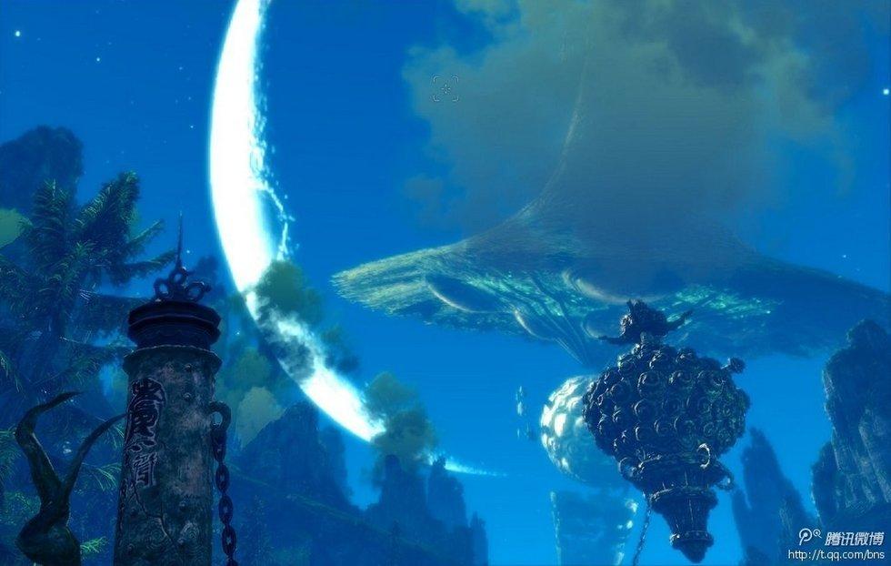 Những bức ảnh đậm chất võ hiệp của Blade & Soul - Ảnh 8