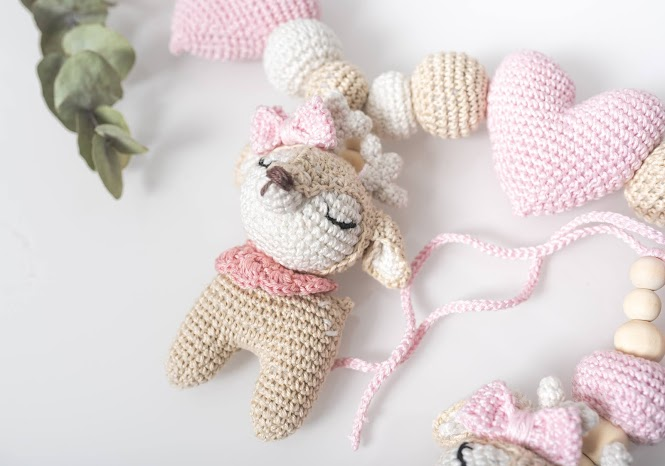 Putting Craft Benefits into Perspective Amigurumi Stockphoto
