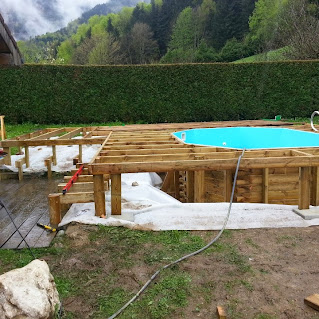 Mini piscine en bois google for Mini piscine bois
