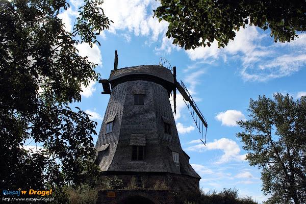 wiatrak w Palczewie