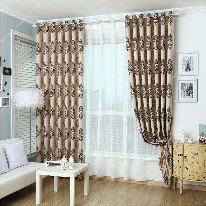 Rèm cửa sổ đẹp hà nội phong cách nhã nhặn 2