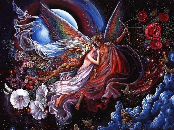 The Love Of Gods, Fairies 3