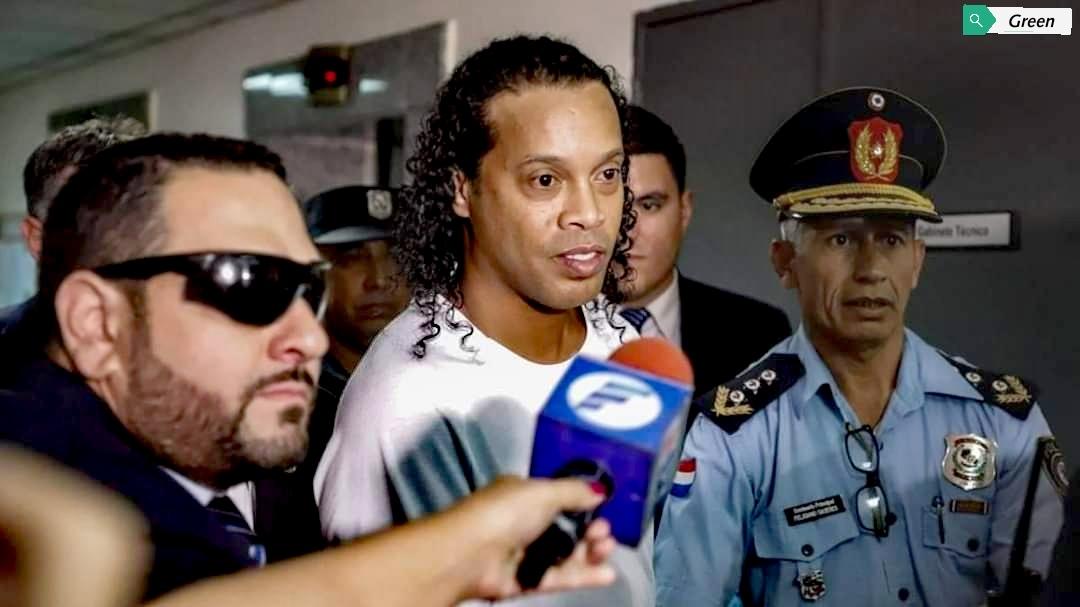 إطلاق سراح رونالدينيو في باراغواي