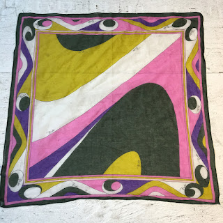 Pucci Cotton Neckerchief