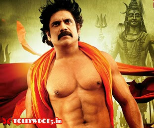 Akkineni Nagarjuna six pack body