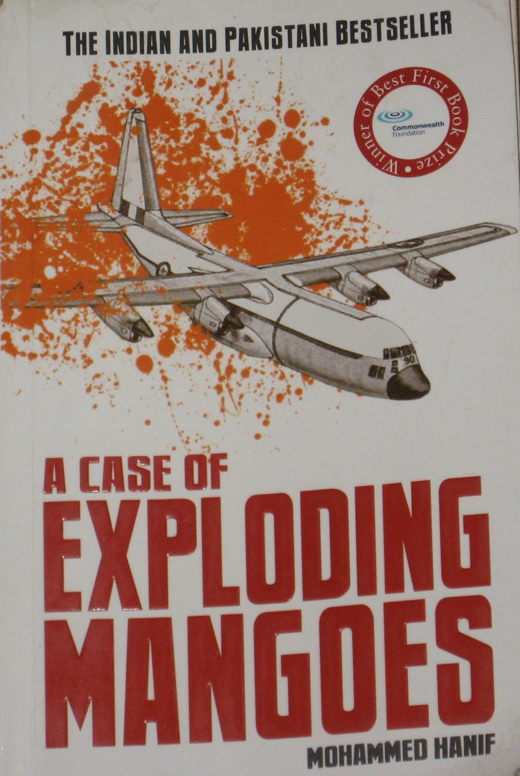 a case of exploding mangoes A case of exploding mangoes (2008) is an award-winning critically acclaimed comic novel by the pakistani writer mohammed hanif based on the plane crash that killed general muhammad zia.