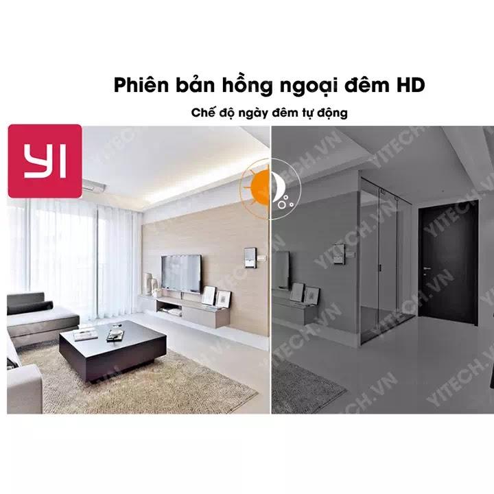 Yi IOT PDB 208 Camera IP Trong Nhà