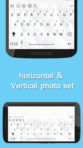 Paper Notes Keyboard Theme screenshot 2