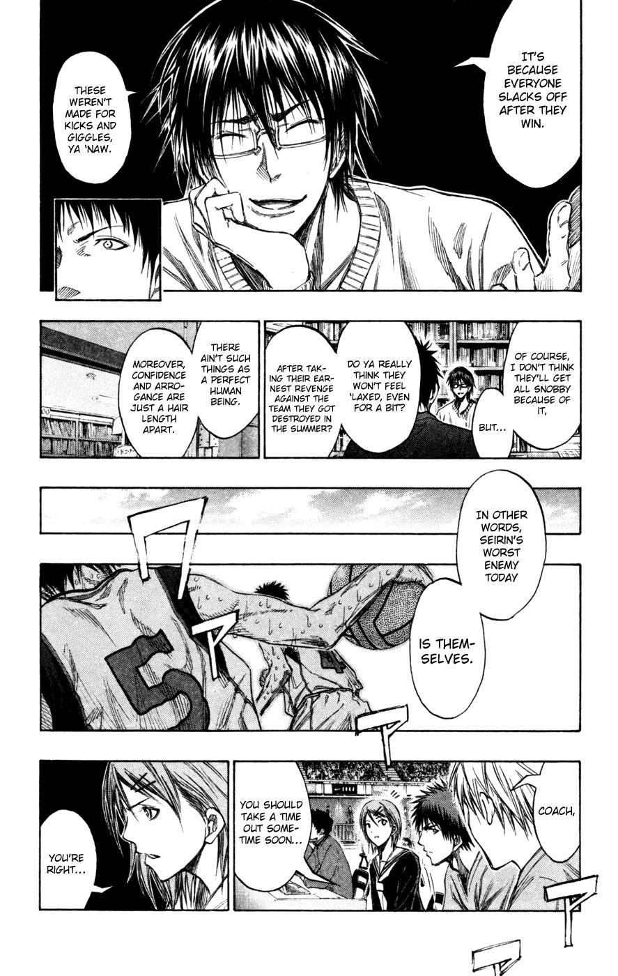 Kuroko no Basket Manga Chapter 143 - Image 08