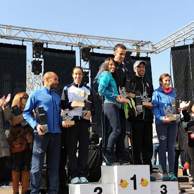 Media Maratón de Valdepeñas 2018 - Trofeos