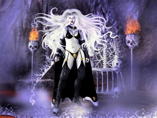 White Witch, Wicca Girls