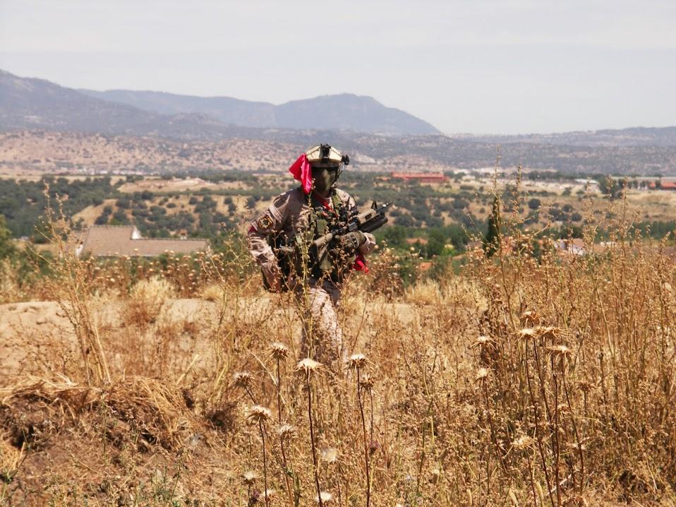 """Fotos de """"THE FINAL WAR"""". La Granja. 23-06-13 PICT0090"""