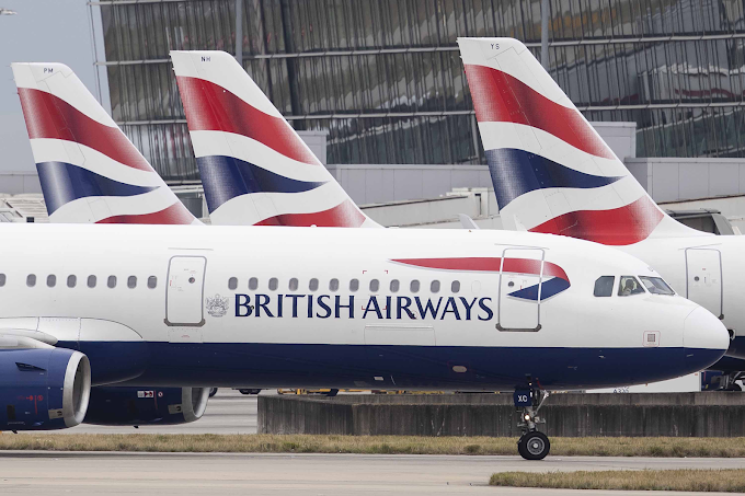 British Airways Owner IAG Hit By €7.4 Billion Biggest Loss In History Due To COVID-19 Pandemic