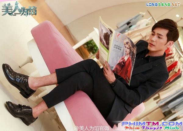 Lãng mạn với những bộ phim truyền hình Hoa ngữ trong tháng 10 này - Ảnh 33.