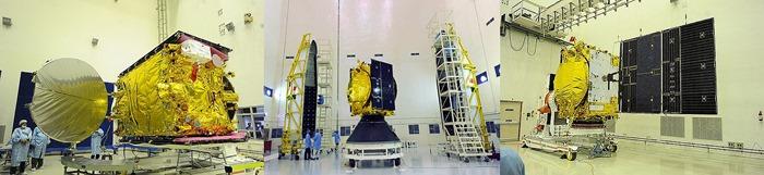 GSAT-14 Satellite - ISRO - India - 01