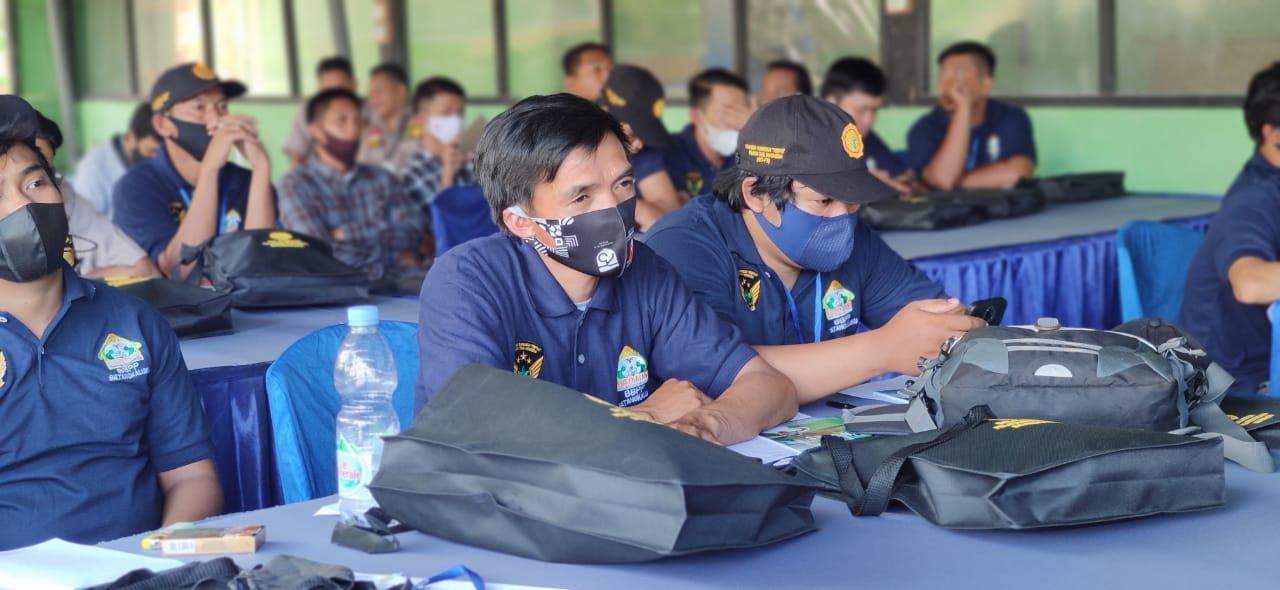 Bersinergi Dengan Dinas Pertanian Polman, BBPP Batangkaluku Gelar Pelatihan Teknis Tematik Jagung Bagi Non Aparatur