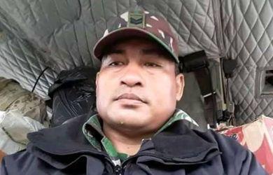 Ditembak Saat Wudu, Jenazah Sertu La Ongge Diterbangkan Dari Papua Hari Ini