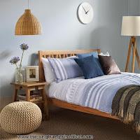 """Phòng ngủ phong cách rustic với set đồ trị giá cực """"khủng"""" - Trang trí nội thất"""