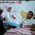 Nikah Sehari Tanpa Malam Pengantin, Pengantin Pria Asal Sukabumi Langsung di Operasi