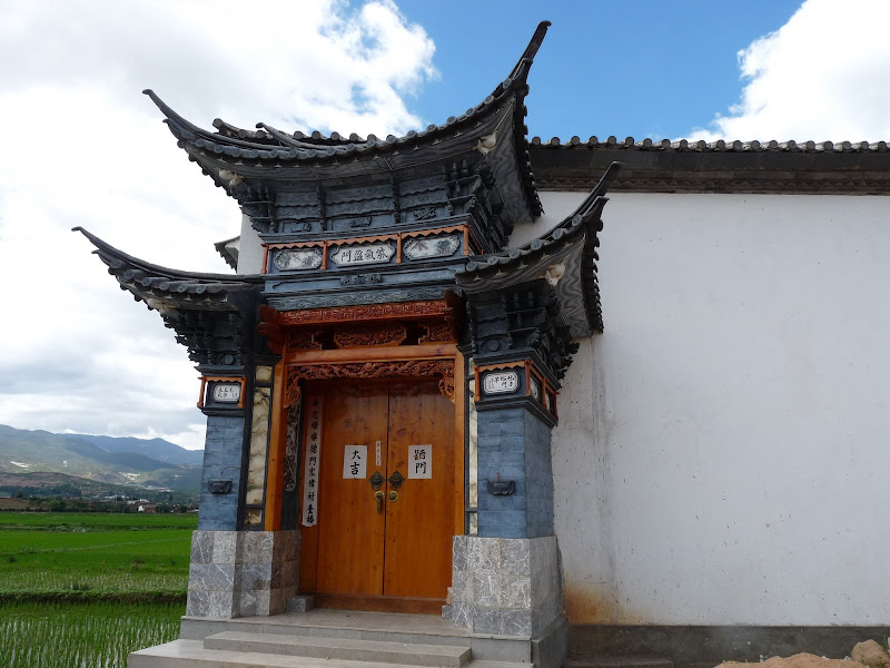 Chine . Yunnan.SHA XI 2 et retour à Lijiang - P1250118.JPG
