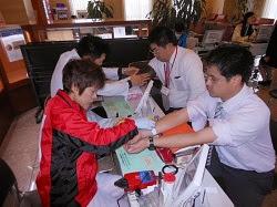 社会貢献活動 献血