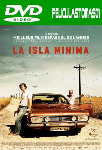 La isla Mínima (2014) DVDRip