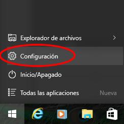 Pasos para ir al uso de datos en Windows 10