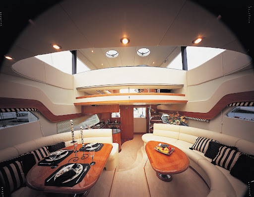Dibley 55 Launch Interior 1